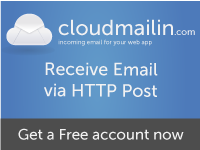 cloudmailin.com incoming email for your web app